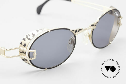 Cazal 991 90's Cazal Steampunk Style, sun lenses could be replaced with prescriptions, Made for Men and Women