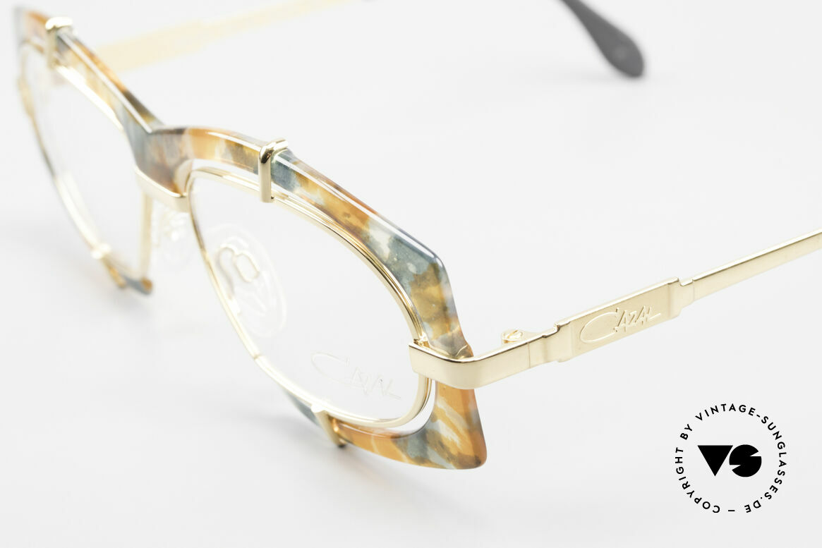 Cazal 872 Extraordinary 90's Eyeglasses, thus, a sought-after HIP-HOP eyeglasses, worldwide, Made for Men and Women