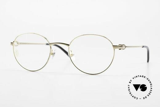 Cartier C-Decor Panto Classic Luxury Glasses Unisex Details