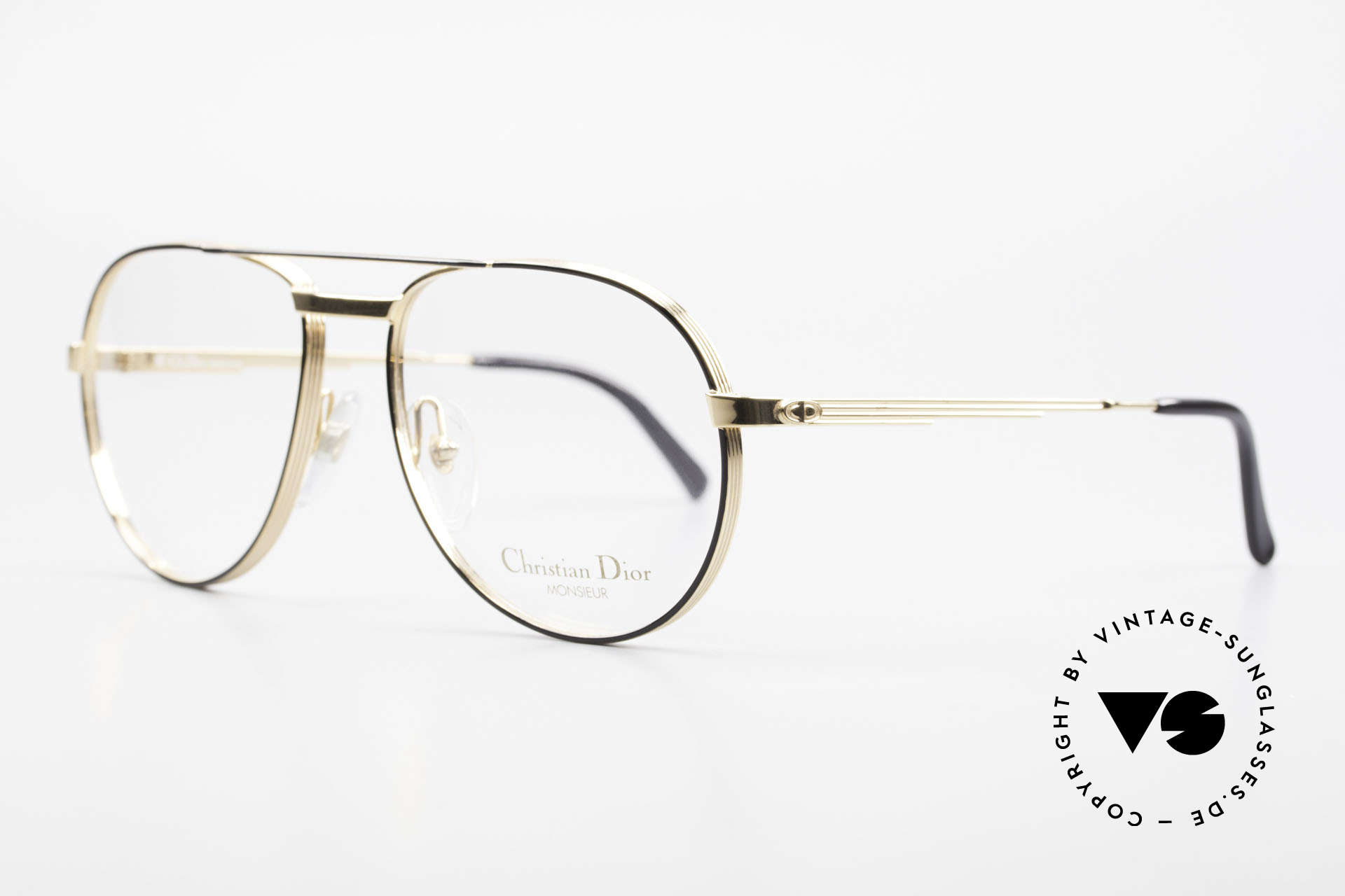 Christian Dior 2448 Gold-Plated Dior Monsieur Frame, tangible / incredible TOP NOTCH-quality, built to last, Made for Men