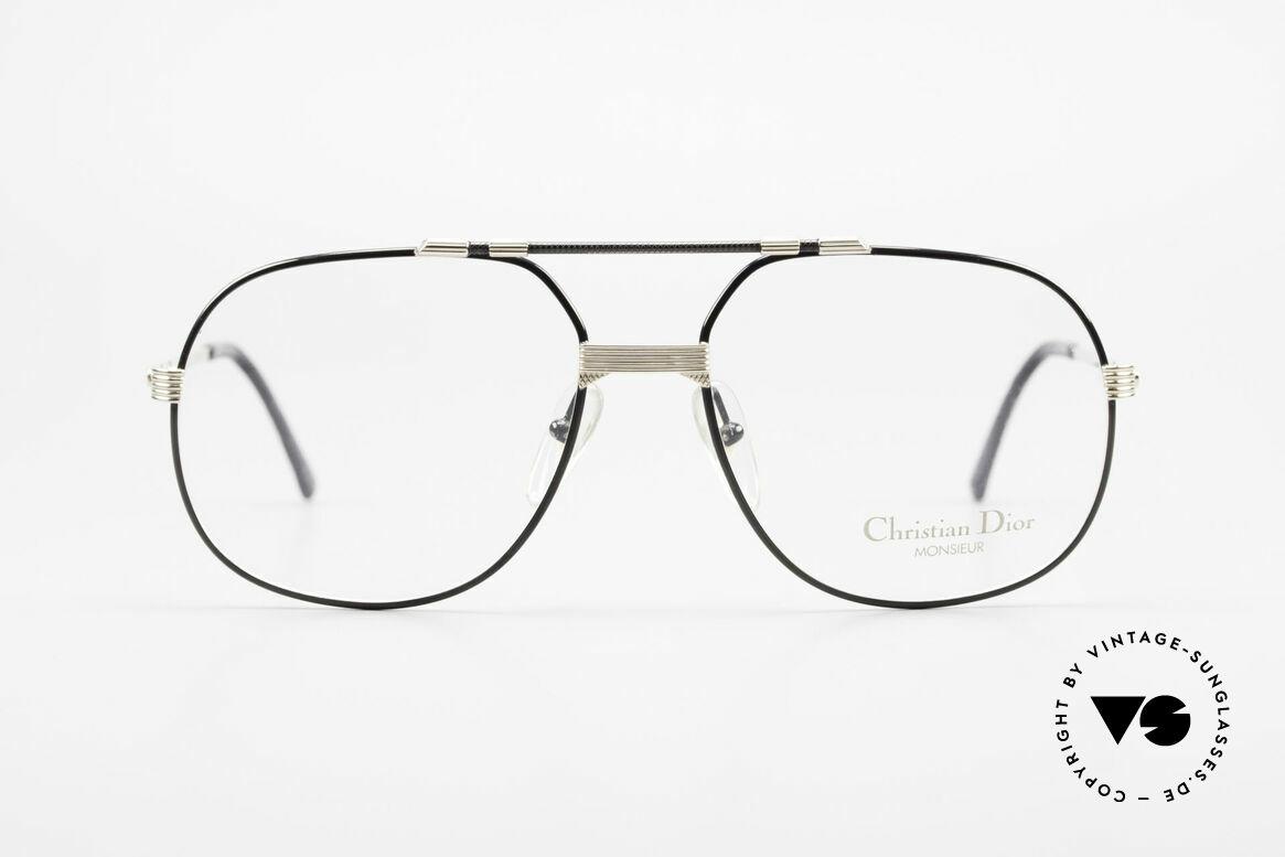 Christian Dior 2487 Gold-Plated 80's Dior Monsieur, precious designer eyeglasses from 1989; true vintage!, Made for Men
