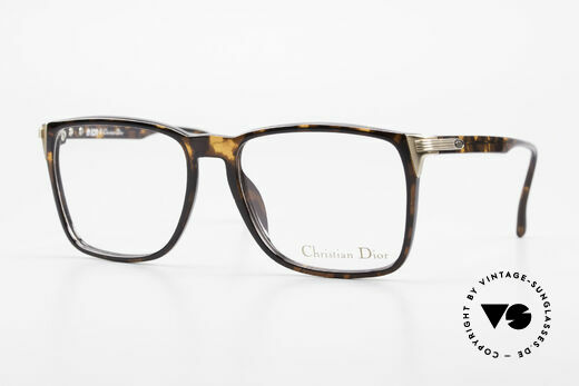 Christian Dior 2483 Old 80's Optyl Eyglass-Frame Details