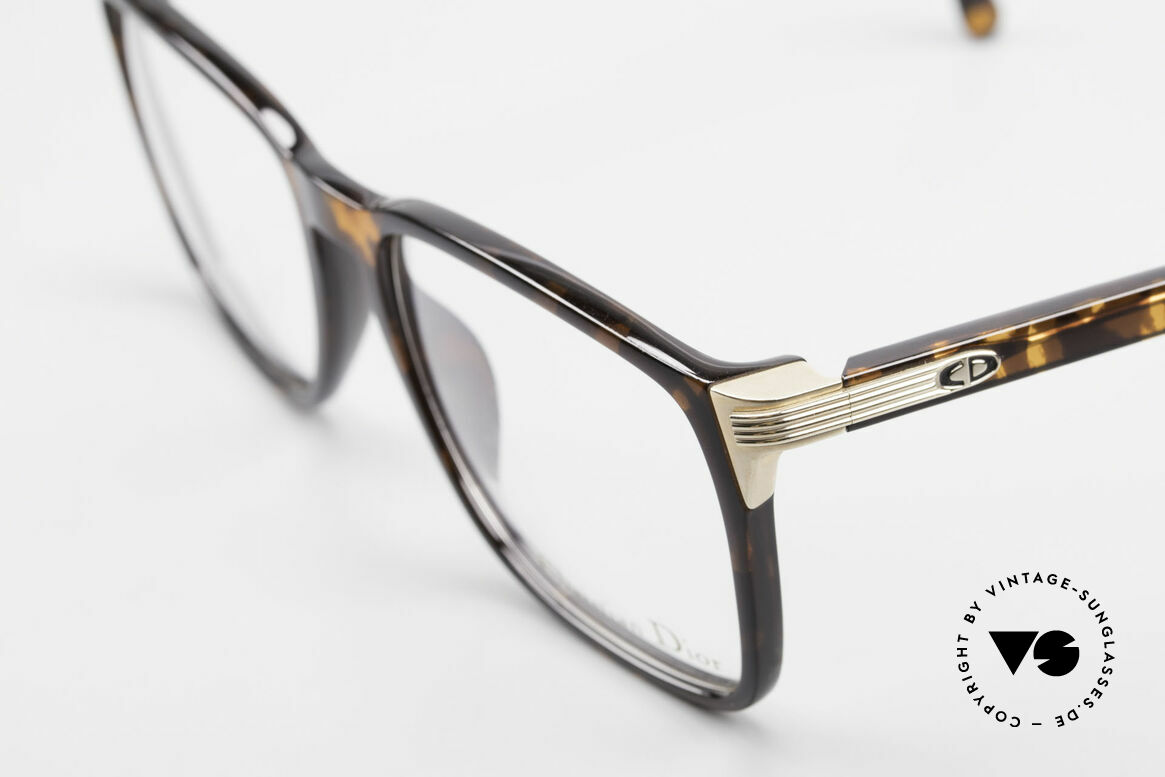 Christian Dior 2483 Old 80's Optyl Eyglass-Frame, the durable OPTYL-material does not seem to age, Made for Men