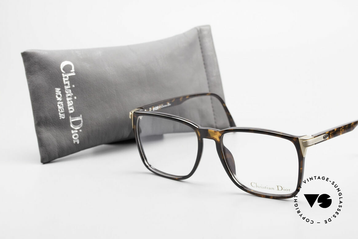 Christian Dior 2483 Old 80's Optyl Eyglass-Frame, Size: medium, Made for Men