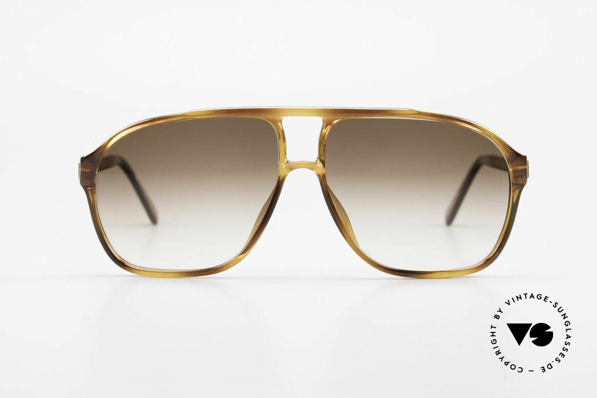 Christian Dior 2417 80's Men's Shades Monsieur, elegant frame for the real gentleman (MONSIEUR), Made for Men