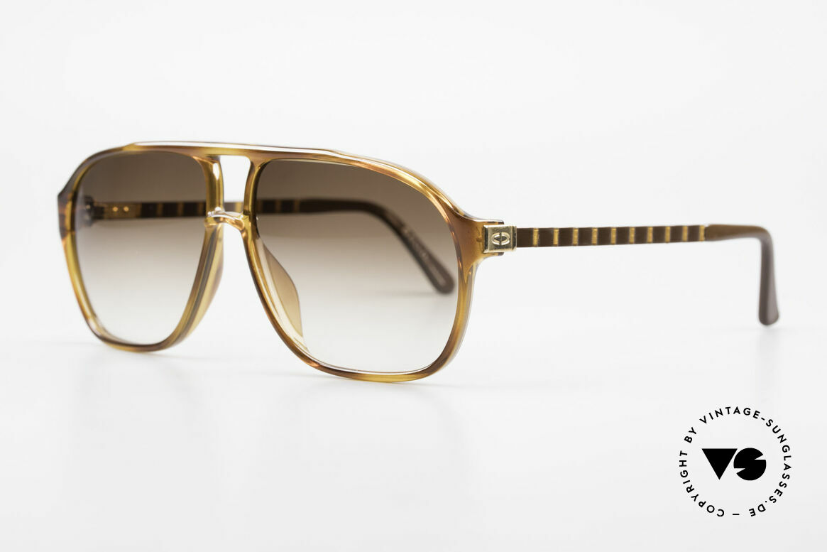 Christian Dior 2417 80's Men's Shades Monsieur, really, a true alternative to the common Aviator-style, Made for Men