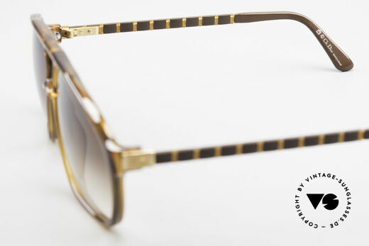 Christian Dior 2417 80's Men's Shades Monsieur, NO RETRO Eyewear, but a real 30 years old Original, Made for Men