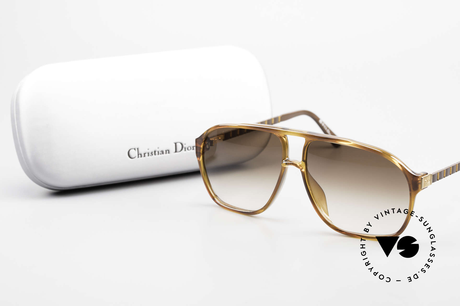 Christian Dior 2417 80's Men's Shades Monsieur, the sun lenses could be replaced with prescriptions, Made for Men