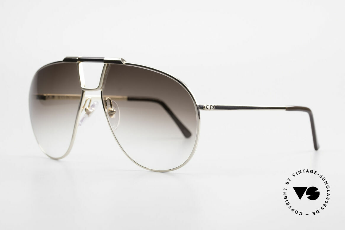 Christian Dior 2151 Monsieur Sunglasses Large, the most wanted model of the 'Monsieur Series', Made for Men