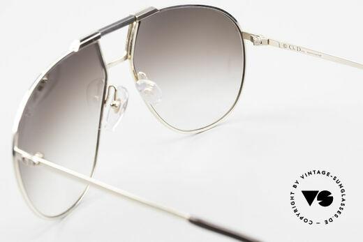 Christian Dior 2151 Monsieur Sunglasses Large, NO retro sunglasses but a precious old Original, Made for Men