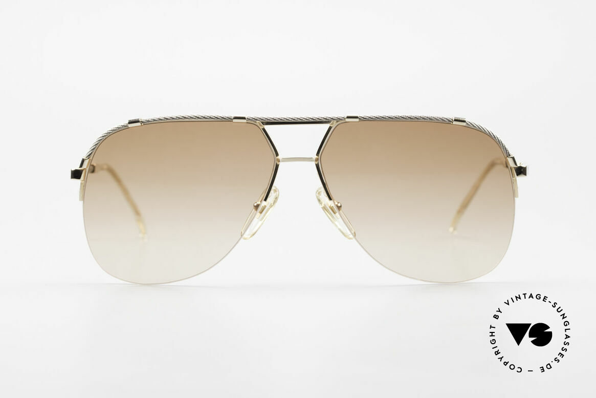 Pierre Cardin CP806 Vintage Sailing 80's Frame, unique gentlemen shades by Pierre Cardin of the 1980's, Made for Men