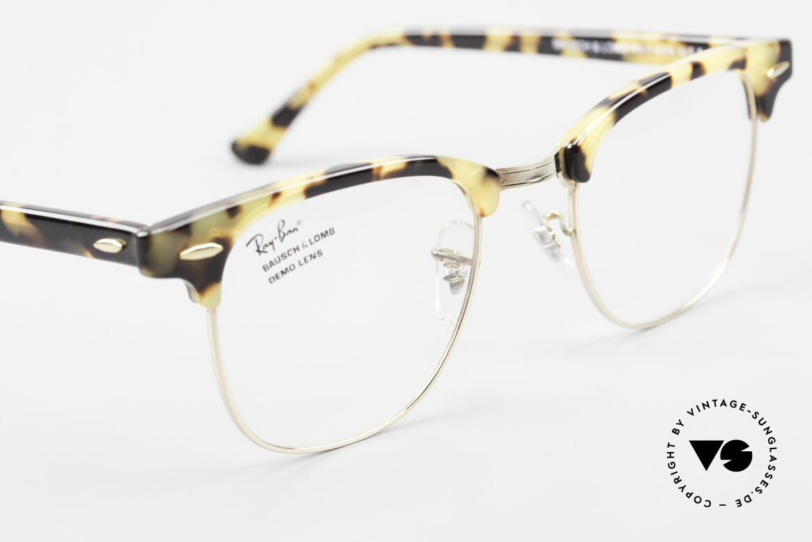 Ray Ban Clubmaster Limited Edition Frame USA B&L, high-end quality and with original Ray-Ban case, Made for Men and Women