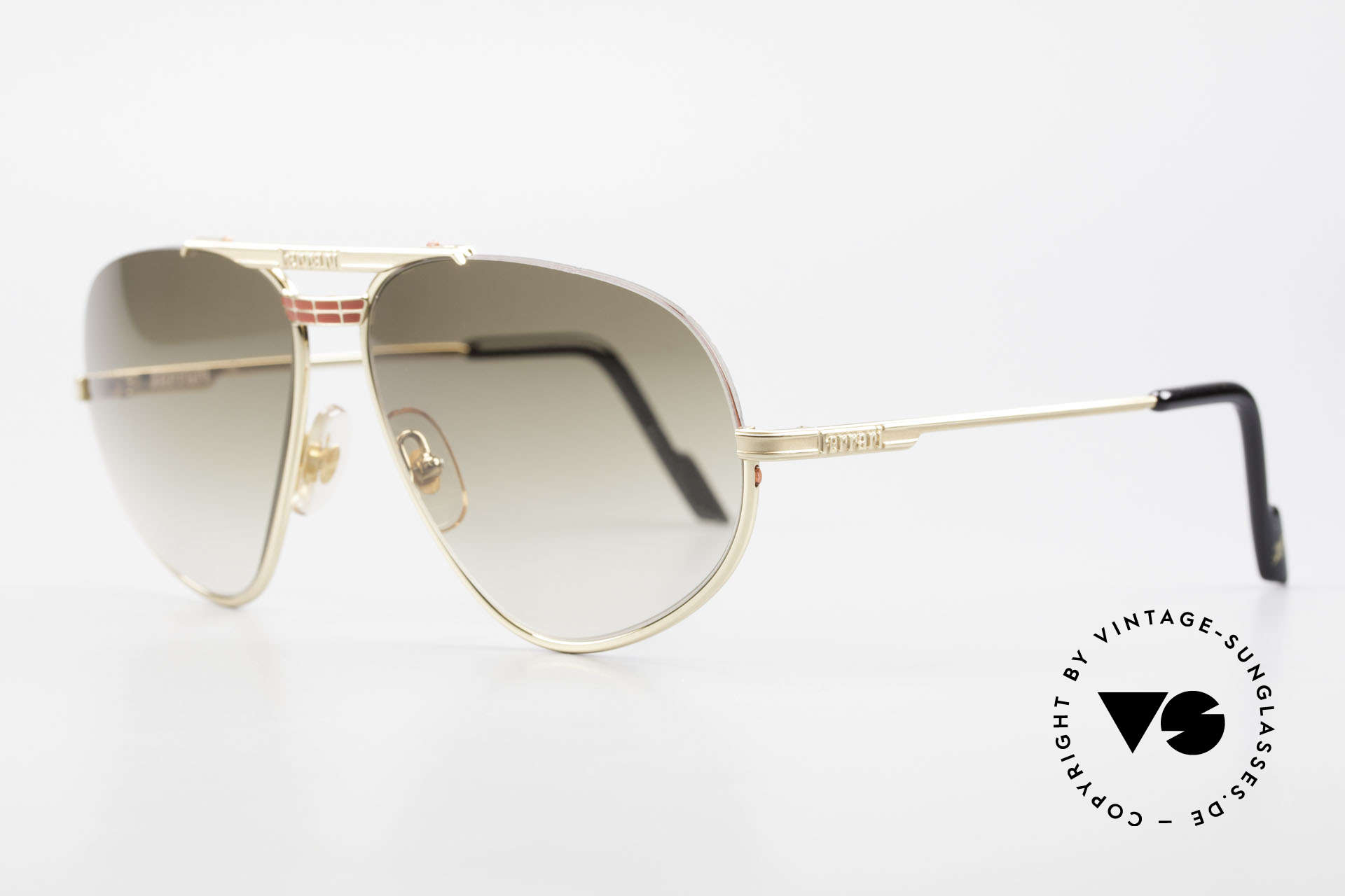 Ferrari F2 Ferrari Formula 1 Sunglasses, orig. name: F2, Ferrari Formula, col. 524, size 61/14, Made for Men