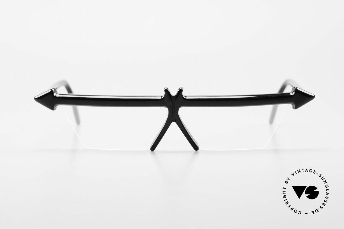 Design Maske Berlin - Ethno 5 Artful 90s Vintage Eyeglasses, Design Maske Berlin: glasses like never seen before, Made for Men and Women