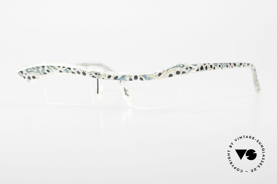 Tattoo Impuls Fancy Vintage Eyeglasses, TATTO-O Impuls eyeglasses: the name says it all, Made for Women