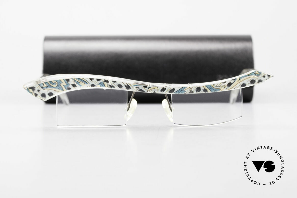 "Tattoo Impuls Fancy Vintage Eyeglasses, made for individualists and all ""character heads"" ;), Made for Women"
