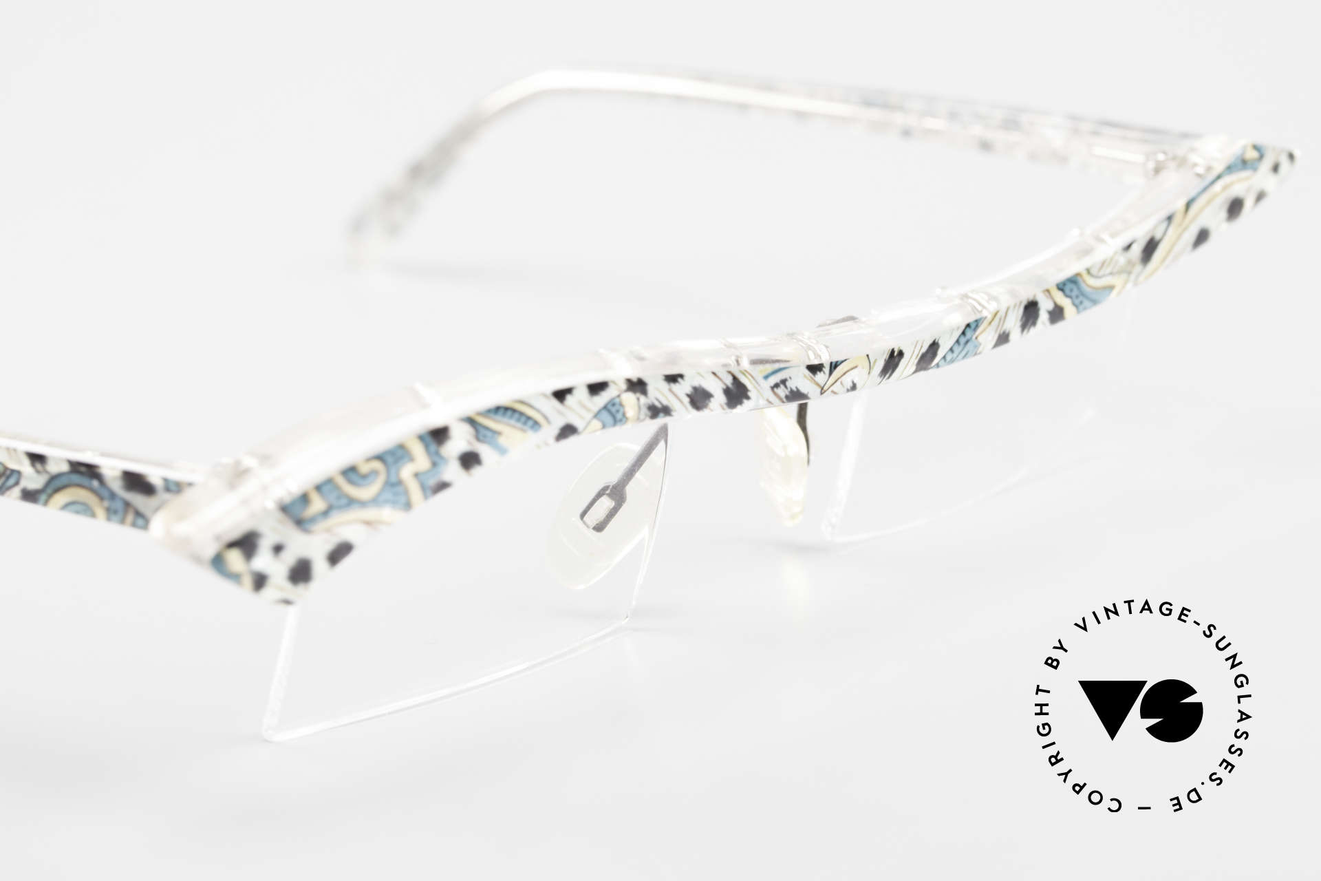 Tattoo Impuls Fancy Vintage Eyeglasses, Size: small, Made for Women