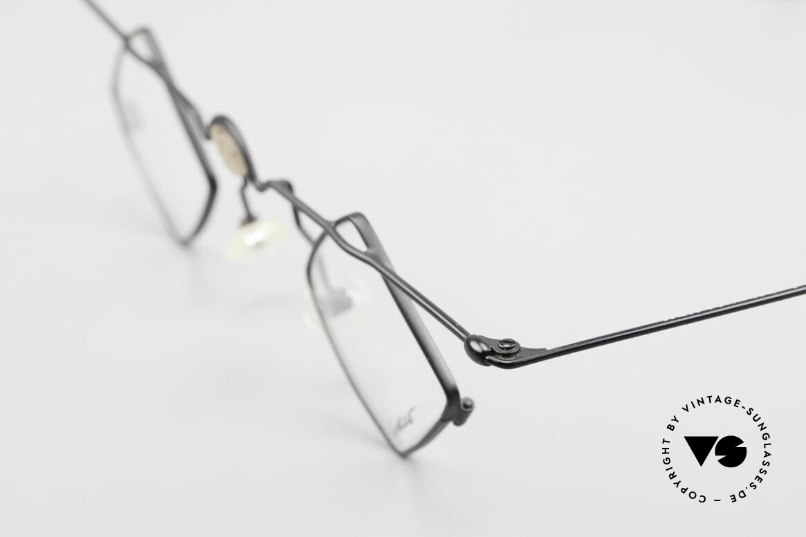 Locco 08 Good Mood Vintage Eyeglasses, NO RETRO eyeglasses, but an old 1990's ORIGINAL, Made for Men and Women