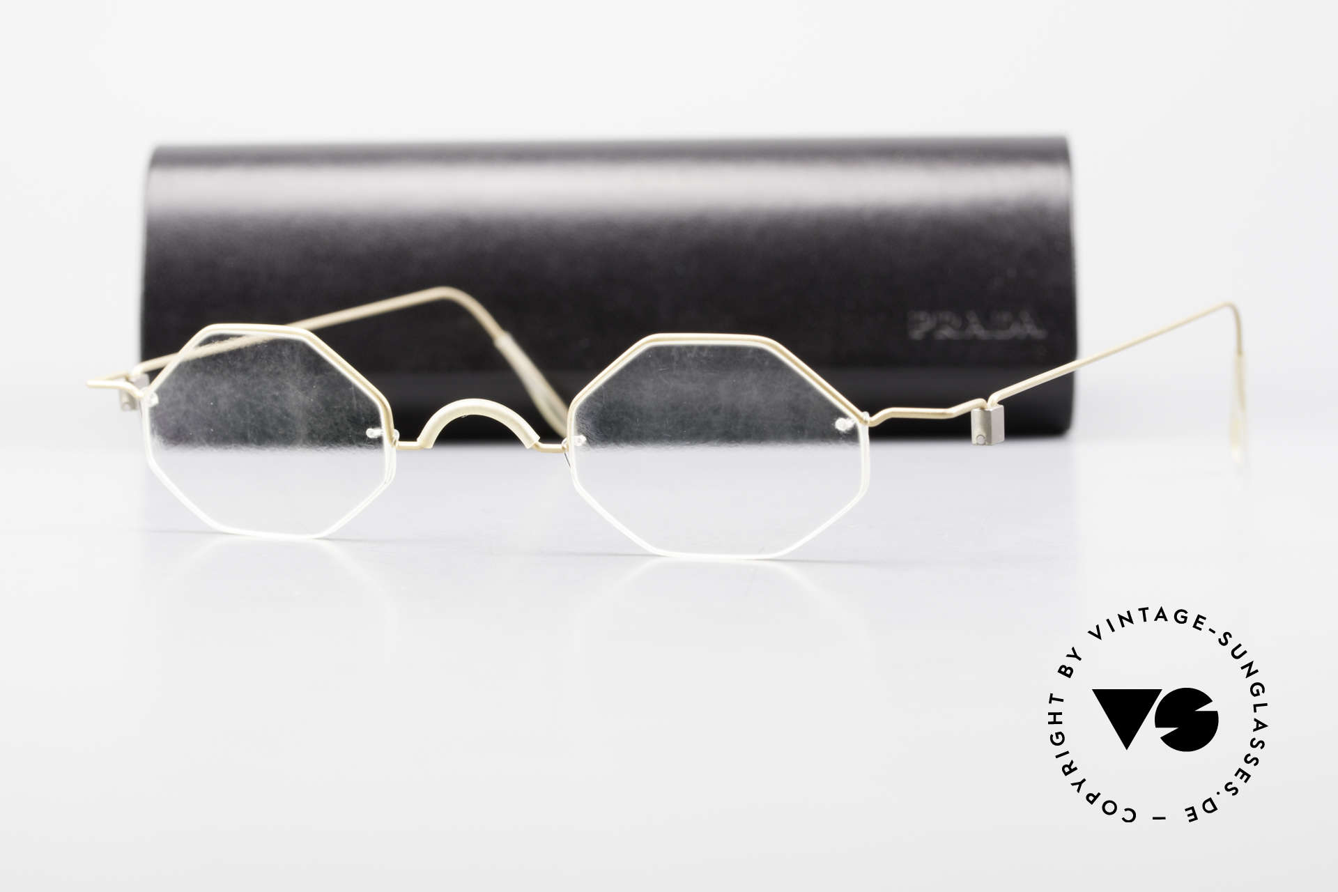 Markus T Octagonal Connoisseur Frame, extremely strong, resilient and flexible (and 3g only!), Made for Men and Women