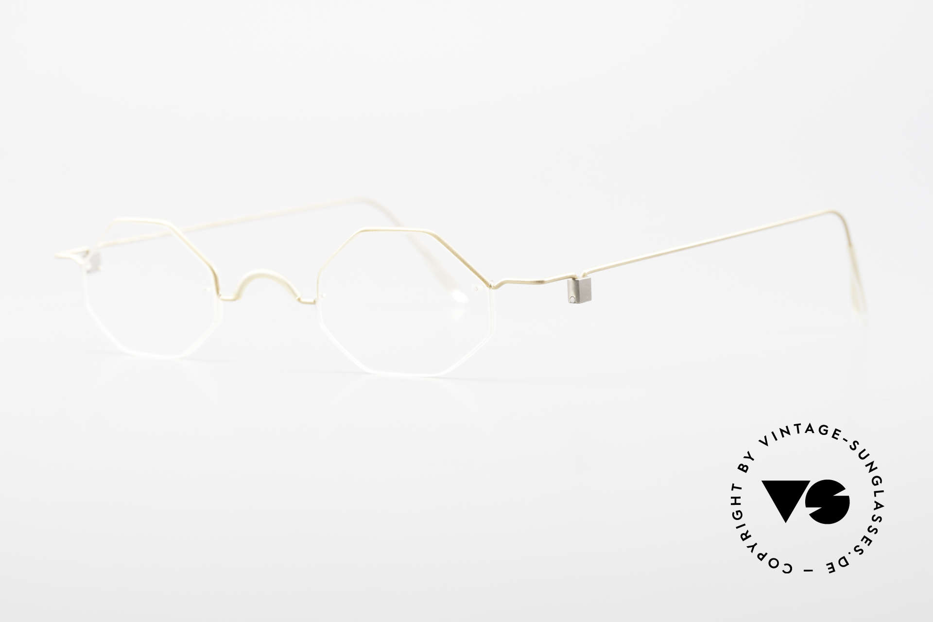 Markus T Octagonal Connoisseur Frame, Who was first? Lindberg or Markus T? ... Who knows?, Made for Men and Women