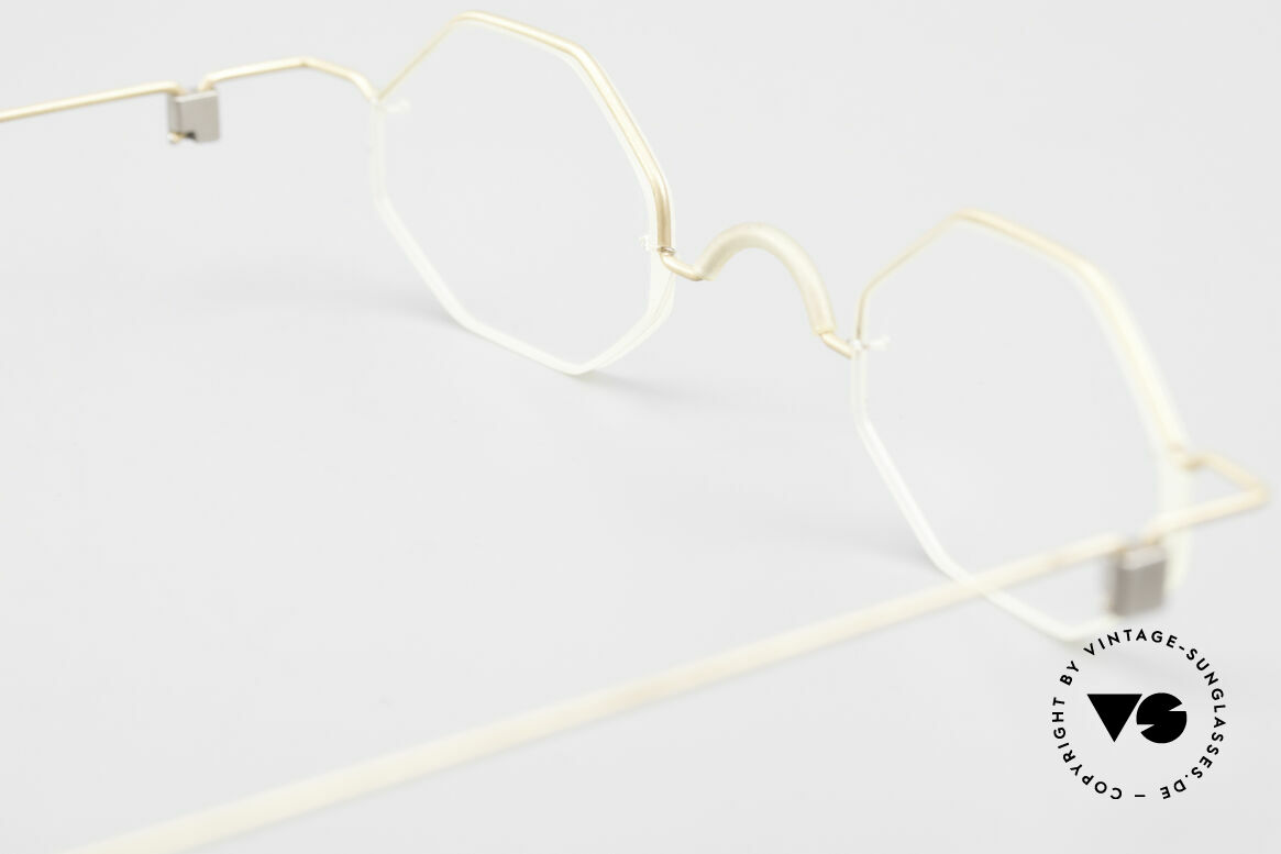 Markus T Octagonal Connoisseur Frame, Size: small, Made for Men and Women