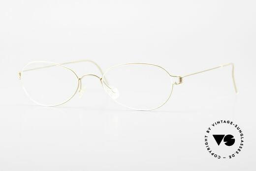 Lindberg Kari Air Titan Rim Titanium Ladies Eyeglasses Details