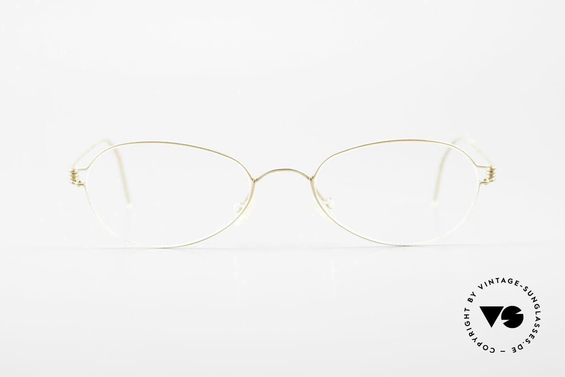 Lindberg Kari Air Titan Rim Titanium Ladies Eyeglasses, distinctive quality and design (award-winning frame), Made for Women