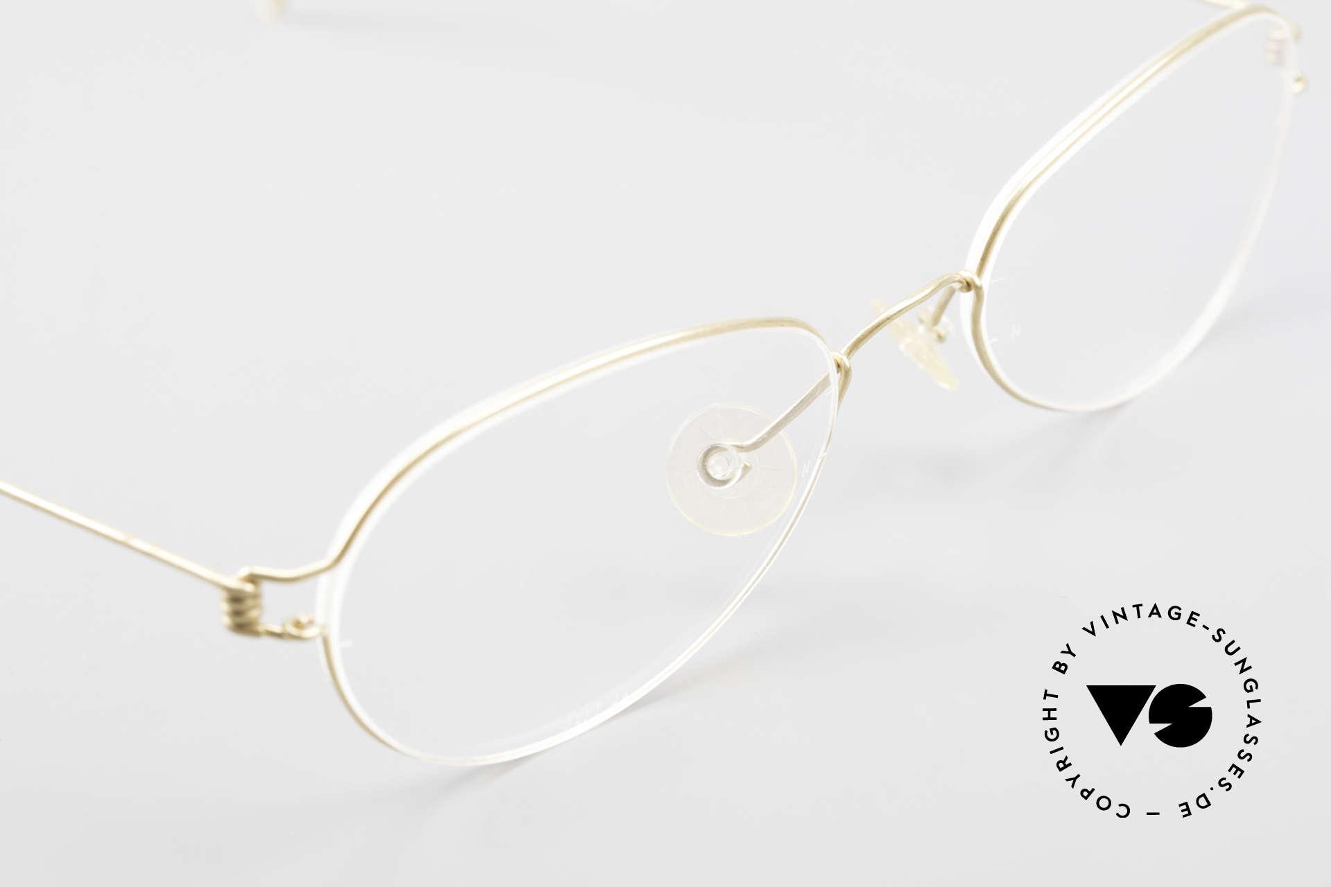 Lindberg Kari Air Titan Rim Titanium Ladies Eyeglasses, Size: small, Made for Women