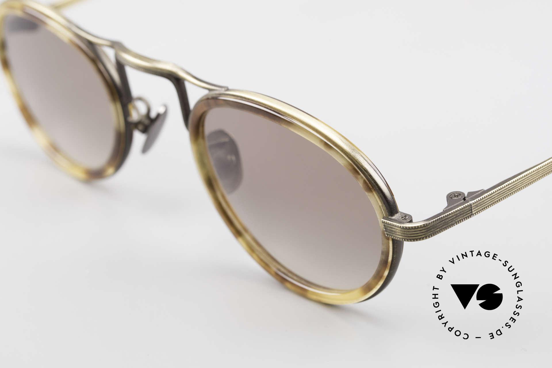 Oliver Peoples MP1 Vintage Designer Frame Oval, never worn (like all our vintage Oliver Peoples eyewear), Made for Men and Women
