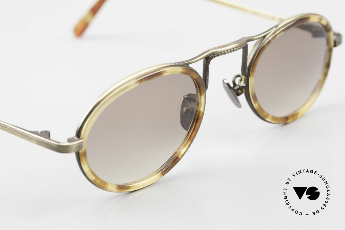 Oliver Peoples MP1 Vintage Designer Frame Oval, NO RETRO SHADES, but a unique 25 years old Original!, Made for Men and Women