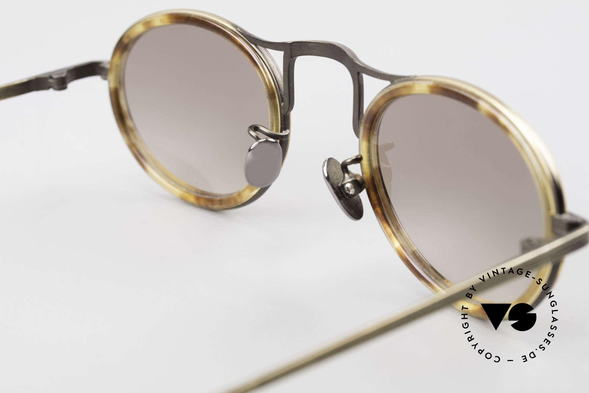 "Oliver Peoples MP1 Vintage Designer Frame Oval, Oliver Peoples LA = ""distinctive specs with personality"", Made for Men and Women"
