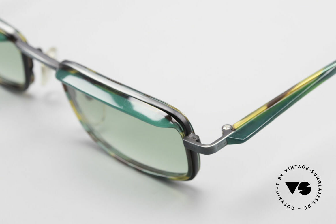Alain Mikli 1147 / 3509 Square Designer Frame 90's, excellent craftsmanship and fit (made in France), Made for Men and Women