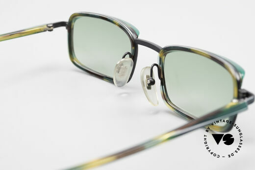 Alain Mikli 1147 / 3509 Square Designer Frame 90's, NO RETRO shades, but an original from the 1990's, Made for Men and Women