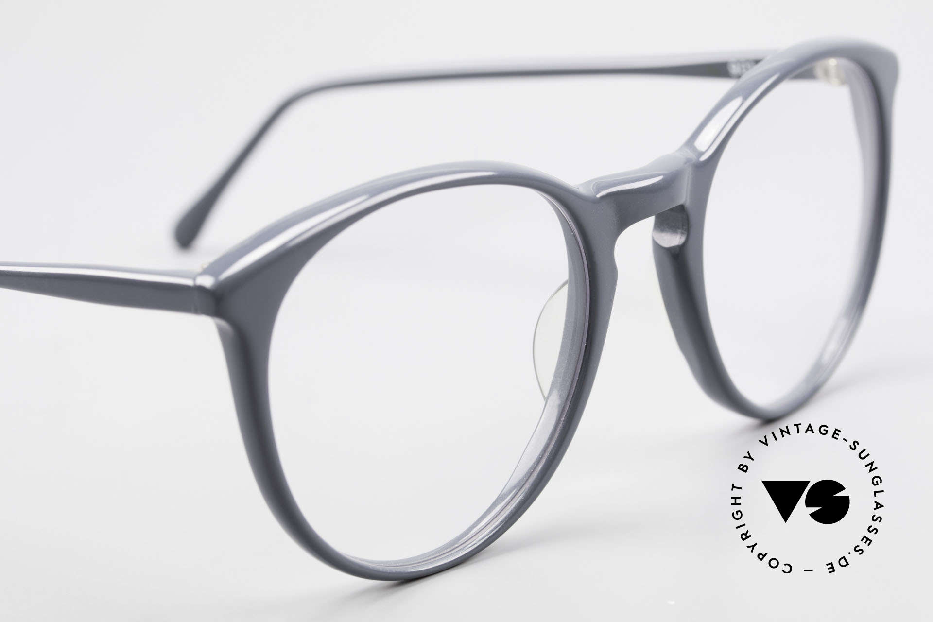Alain Mikli 901 / 075 No Retro Glasses True Vintage, NO RETRO eyewear, but an old Original from 1989, Made for Men and Women