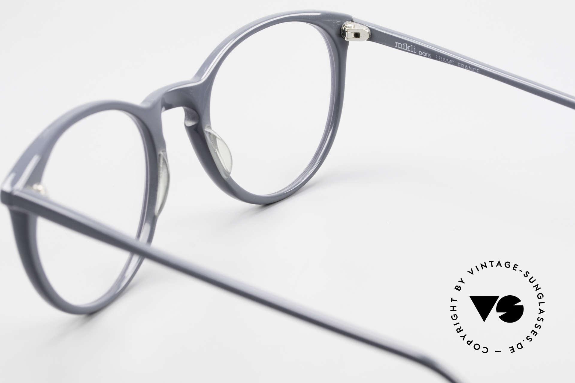 Alain Mikli 901 / 075 No Retro Glasses True Vintage, frame can be glazed with prescription (sun) lenses, Made for Men and Women