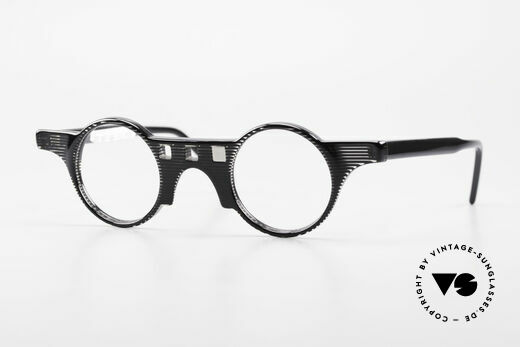 Tattoo Karfunkel 2 Fancy Vintage Eyeglasses Details
