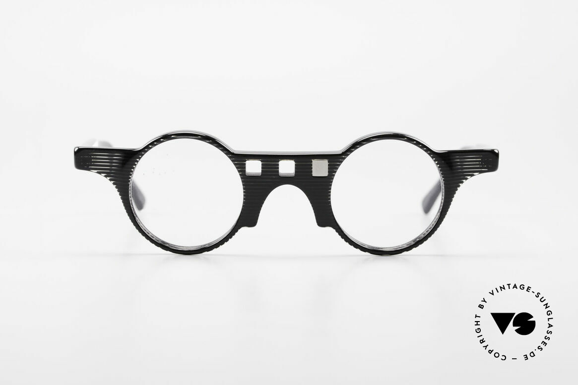 Tattoo Karfunkel 2 Fancy Vintage Eyeglasses, 2 funny vintage eyeglasses by TATTO-O, Germany, Made for Women