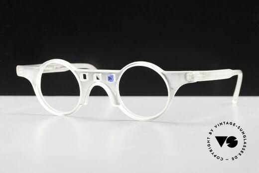 Tattoo Karfunkel 2 Fancy Vintage Eyeglasses, unworn frames can be glazed with lenses of any kind, Made for Women