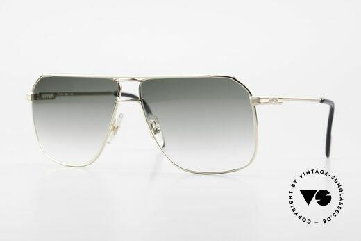 Ferrari F24 Men's Vintage Sunglasses 90's Details