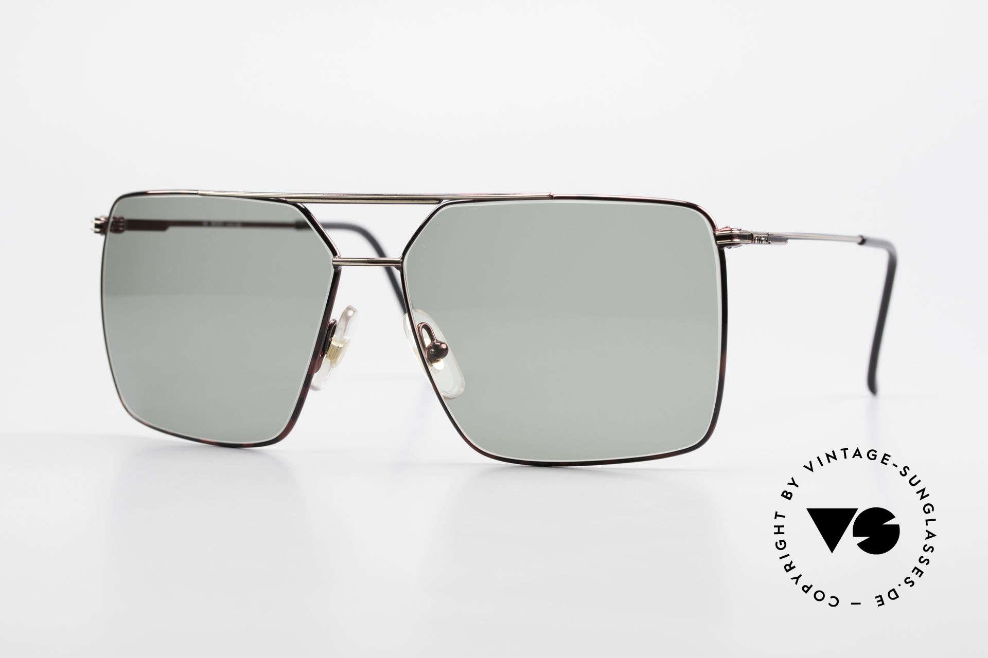 Ferrari F46 Ferrari Formula 1 Sunglasses, striking model of the FERRARI 'Formula 1' series, Made for Men