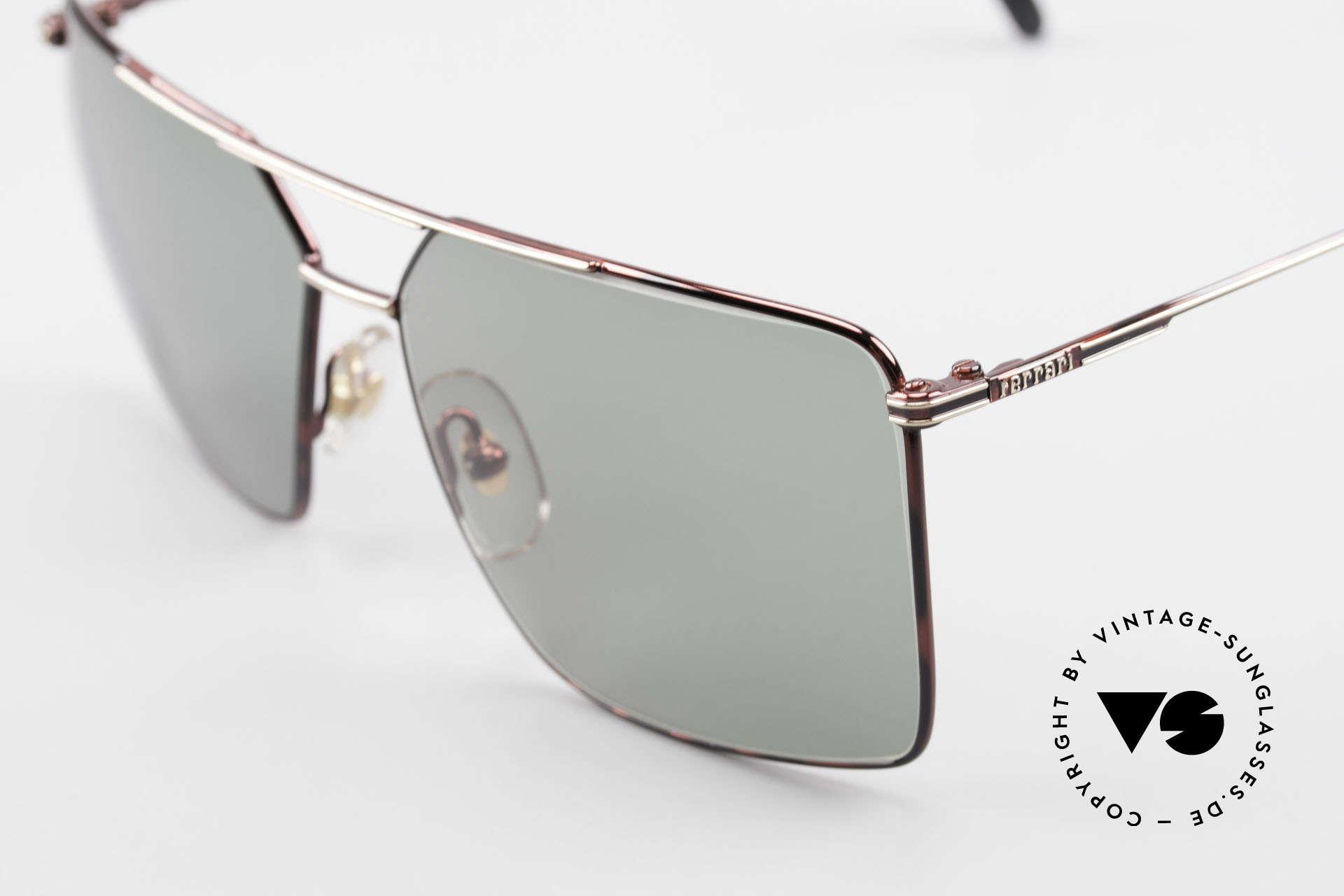 Ferrari F46 Ferrari Formula 1 Sunglasses, never worn (like all our vintage 90's Ferrari specs), Made for Men