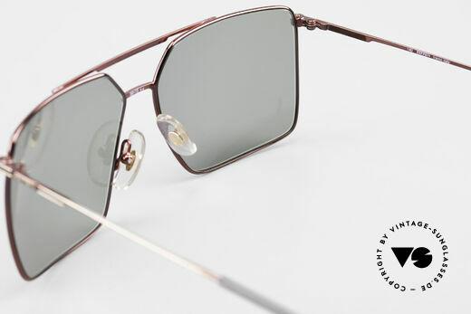 Ferrari F46 Ferrari Formula 1 Sunglasses, the sun lenses can be replaced with optical lenses, Made for Men