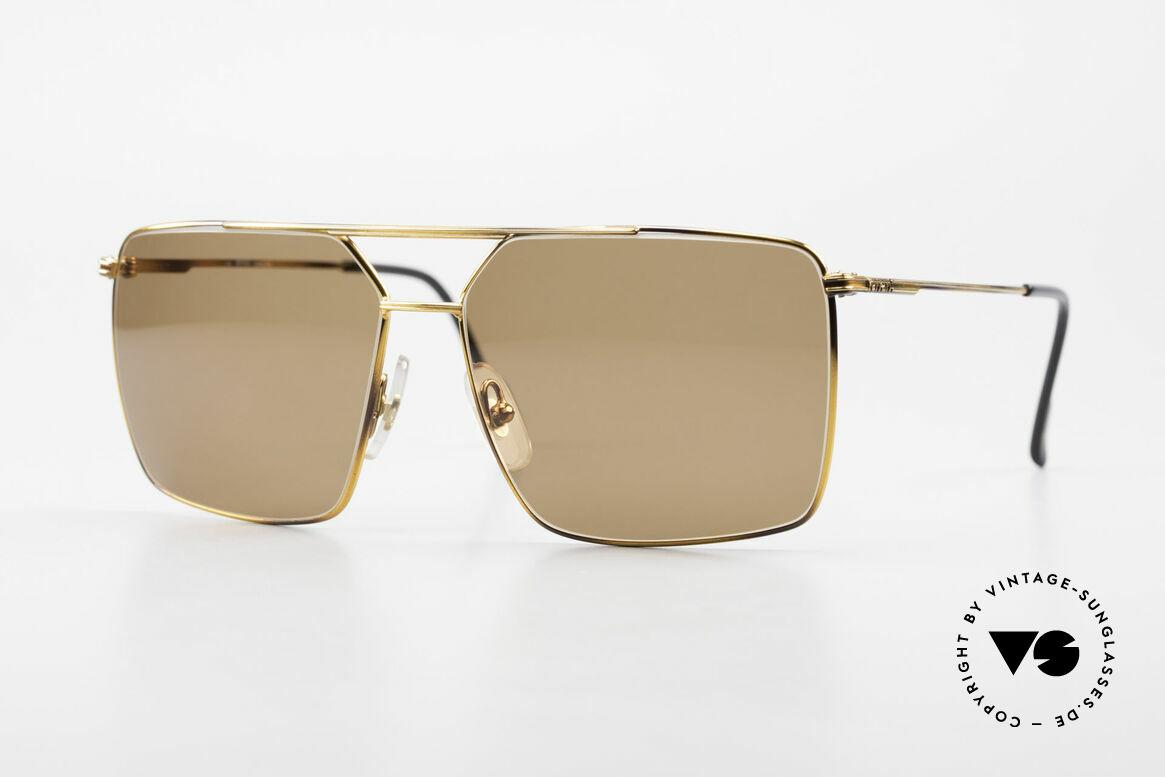 Ferrari F46 Retro Sunglasses True Vintage, striking model of the FERRARI 'Formula 1' series, Made for Men