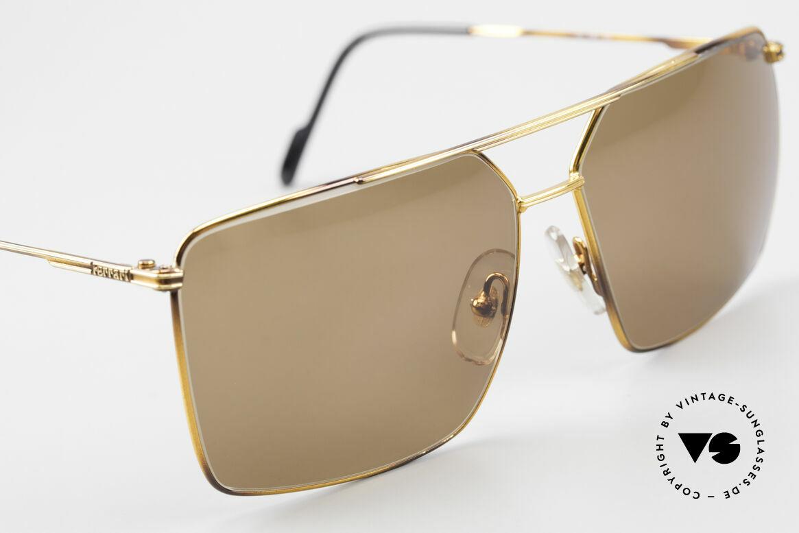Ferrari F46 Retro Sunglasses True Vintage, NO RETRO sunglasses, but TRUE VINTAGE original, Made for Men