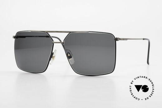 Ferrari F46 Retro Sunglasses Old Vintage Details