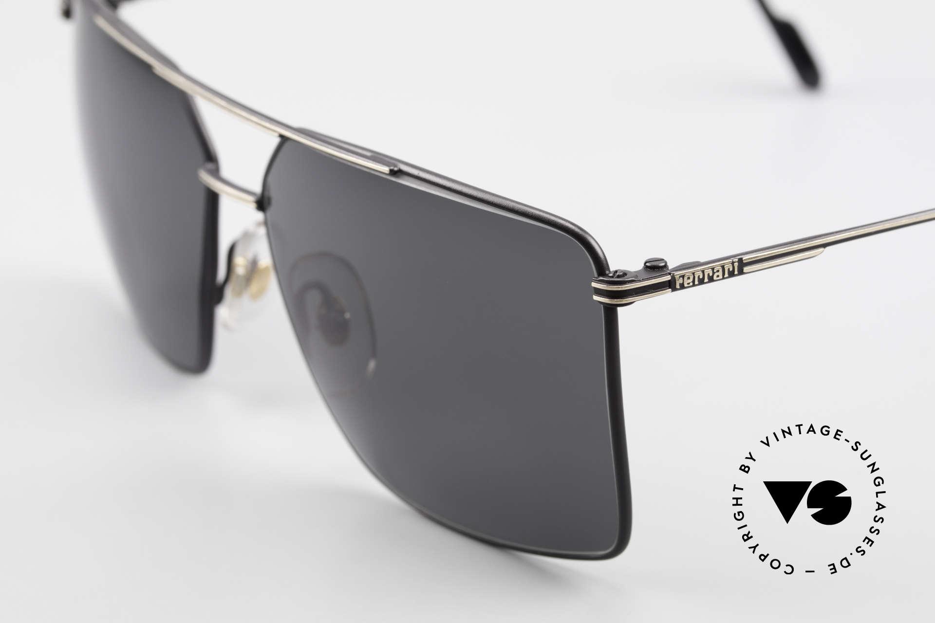 Ferrari F46 Retro Sunglasses Old Vintage, never worn (like all our vintage 90's Ferrari specs), Made for Men