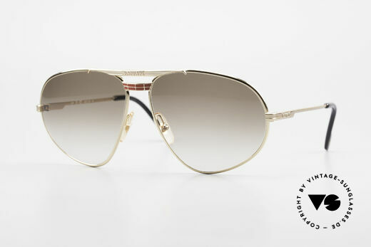 Ferrari F12 True Vintage Luxury Sunglasses Details