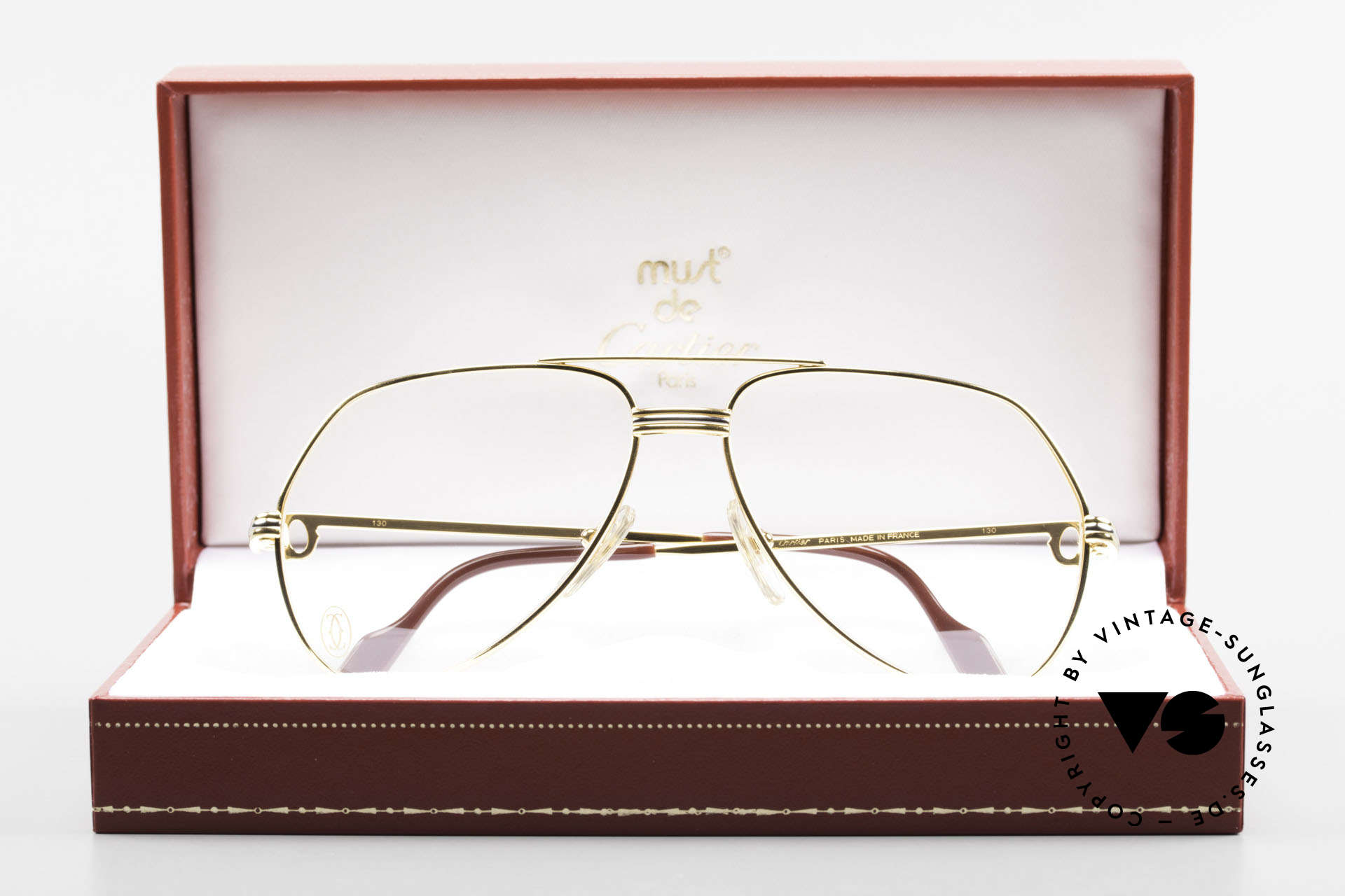 Cartier Vendome LC - S David Bowie 80's Vintage Frame, Size: medium, Made for Men and Women