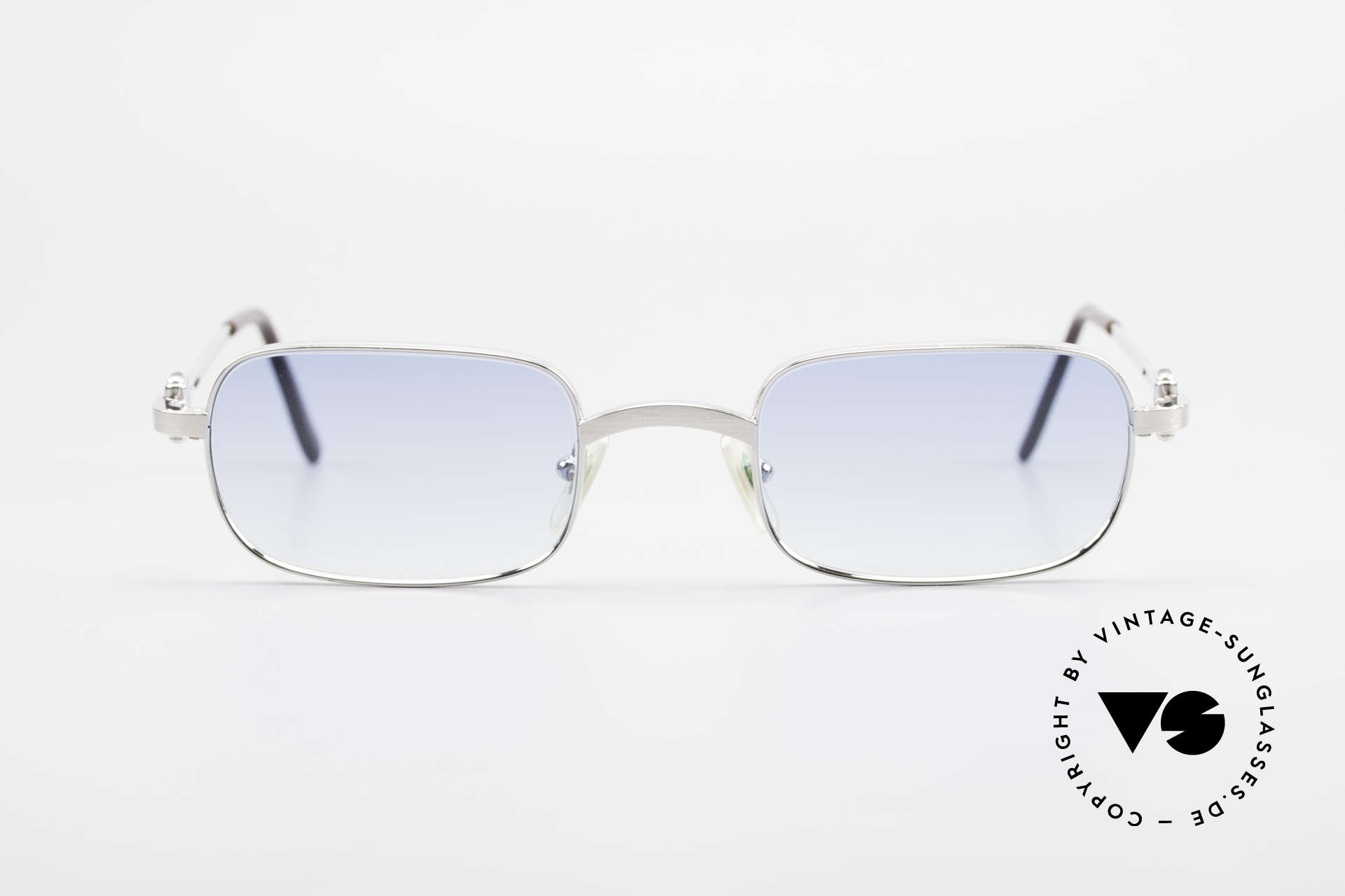 Cartier Dreamer Luxury Frame With Chanel Case, precious and timeless design, in medium size 50°23, Made for Men