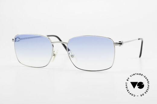 Cartier C-Decor Metal Classic Men's Luxury Glasses Details